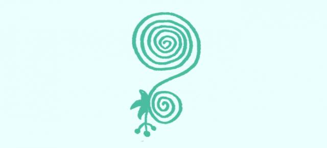 La espiral, camino de vida